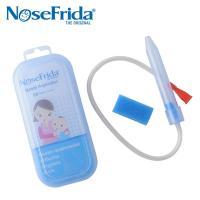 鼻水取り器/鼻水吸引器/ 国:スウェーデン  サイズ:水色チューブ長さ:約12cm  ノーズピース(...