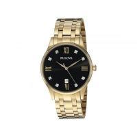 こちらの商品は Bulova ブローバ メンズ 男性用 腕時計 ウォッチ ファッション時計 Diam...