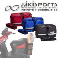 ●コンパクトにたためるメッシュサイドバッグ ●別売りのハーネスセットに簡単装着! ●大容量25L ●...