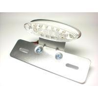 ●オーソドックスなオーバルタイプ ●取付に便利なナンバーステー付き ●高輝度LED採用で明るい!しか...