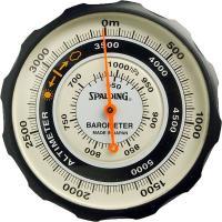 スポルディング社のアナログ高度計は高度計のほかに大気圧・気圧の変化により天気傾向がわかります。 0m...