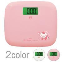 ドリテック体重計「ダッコ」BS-170は大事な赤ちゃんやペットの体重を簡単に測れるヘルスメーター(ボ...