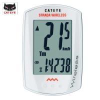 ワイヤレスコンピューターCC-RD300Wは自転車に取り付ける歩数計ことスピードメーター。サイクロコ...