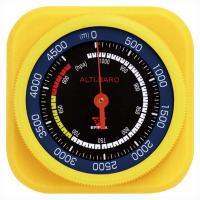 EMPEX高度計FG-5104は高度計のほかに気圧の変化により天気傾向がわかります。 0m〜4500...