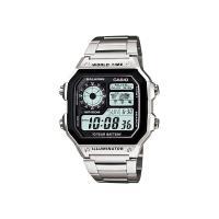 あすつく対応/カシオ CASIO 逆輸入 スタンダード デジタル メンズ 腕時計 AE-1200WH...