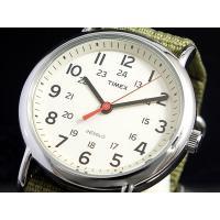 発送目安:2-3日発送 / タイメックス TIMEX ウィークエンダー 腕時計 T2N651