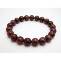 ルビーブレスレット 10mm 数珠 ブレスレット 送料無料 天然石 パワーストーン古代、ローマではル...