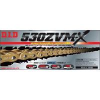DIDチェーン ZVM-Xシリーズ 530ZVM-X 100L ゴールド|impex-mall