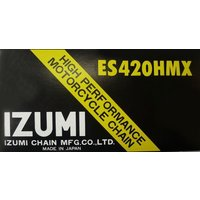 IZUMIチェーン HIGH PERFORMANCE ES420HMX ~130リンク ゴールド|impex-mall|01