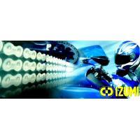 IZUMIチェーン O-RING ES428SDR ~110リンク シルバー impex-mall