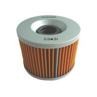KIWAMI オイルフィルター, エレメント FOR ホンダ H-CB350F, CB350F1 (73-74)用 impex-mall