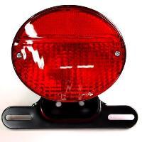 CGC-50851  カワサキ K-Z2テールランプ,赤、取付ブラケット付|impex-mall