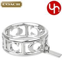 782d7d636039 コーチ COACH アクセサリー 指輪 F90750 シルバー シグネチャー C リング (ボックス付き) (6、7) アウトレット レディース  :co-ac150518-2:インポートコレクションYR ...