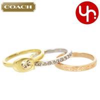 コーチ COACHのアクセサリー(指輪)です。 100円OFFクーポン付き YR Yahoo!最安値...
