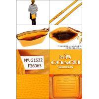 コーチ COACH バッグ ショルダーバッグ F36063 オレンジピール ラグジュアリー クロスグレーン レザー NS クロスボディー アウトレット レディース
