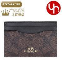 コーチ COACHの小物(カードケース)です。 100円OFFクーポン付き Yahoo!ランキング入...