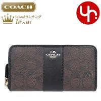 コーチ COACHの財布(長財布)です。 100円OFFクーポン付き Yahoo!ランキング入賞!4...