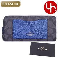 コーチ COACHの財布(長財布)です。 50円OFFクーポン付き YR Yahoo!最安値級 大決...