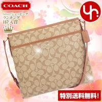 コーチ COACHのバッグ(ショルダーバッグ)です。 100円OFFクーポン付き Yahoo!ランキ...