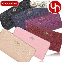 コーチ COACHの財布(パテント エナメル 長財布)です。 100円OFFクーポン付き Yahoo...