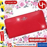 コーチ COACHの財布(長財布)です。 100円OFFクーポン付き Yahoo!ランキング入賞!6...