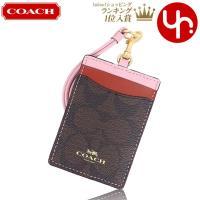 コーチ COACHのパスケース(カードケース)です。 100円OFFクーポン付き Yahoo!ランキ...