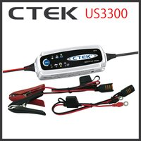 CTEK  シーテック マルチバッテリーチャージャー US3300 (輸入品)です。  【商品仕様】...