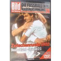 1982年サッカーワールドカップ二次リーグ、西ドイツ対スペイン(2対1)をフル収録したDVD