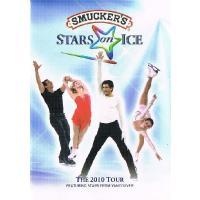 『Stars on Ice』(スターズオンアイス)の2010年ツアーのDVD。  ライサチェク、ロシ...