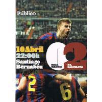 リーガ・エスパニョーラ2009/10シーズン第31節(2010.4.10)、レアルマドリード対FCバ...