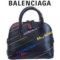 ◆バレンシアガ BALENCIAGA◆ メンズ キャンバス リュック リュックサック 人気の「ネイビ...