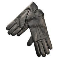 ジョルジオアルマーニ グローブ GIORGIO ARMANI 手袋 メンズ シープスキン ブラック 2019年秋冬新作 744133-7A203-00020