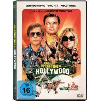 ワンス・アポン・ア・タイム・イン・ハリウッド ドイツ版 Once Upon A Time In... Hollywood (DVD) [DVD-PAL方式 ※日本語無し](輸入版)