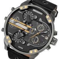 ディーゼル DIESEL MRDADDY2.0 クロノグラフ クオーツ ウォッチ 時計 ファッション...