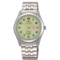 ブランド:ORIENT(オリエント) 型番:SPM00022R8 カラー:ライトグリーン×シルバー ...
