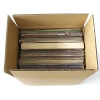 12インチLPレコードの収納・発送に便利な段ボール箱10枚セットです。 大切なレコードを傷、衝撃、汚...
