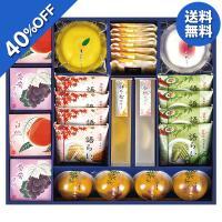 お中元 御中元 京都ラ・バンヴェント フルーツゼリー&焼菓子詰合せ 型番:LBD-45M ギフト お取り寄せ 送料無料 焼菓子 ゼリー