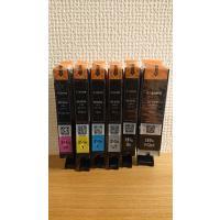キヤノン 純正 インクカートリッジ  Canon BCI-351XL+350XL/6MP 6色パック アウトレット品 キャノン