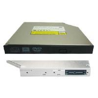 ノートPC用 内蔵型DVDドライブ  (型番:UJ-8C0) 片面二層DVD対応!! ◆カラー: ブ...