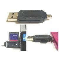 マイクロSD microSD USBメモリー スマートフォン タブレット パソコン OTG カードリ...