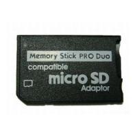 バルクパッケージ Memory Stick Pro Duo ADAPTER [マイクロSDXC64G...