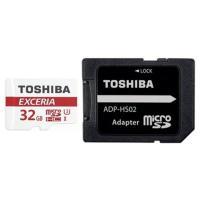 最大90MB/秒 EXCERIA M302 東芝製 microSDHCカード 32GB Class1...