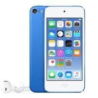 iPod touch 32GB 最新世代第6世代 ブルーの新品未開封未使用品です。 付属品は全て揃っ...
