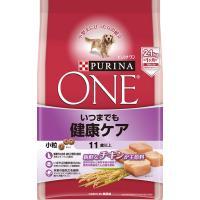 ネスレ ピュリナワンドッグ 11歳以上 いつまでも健康ケア 小粒 チキン 2.1kg