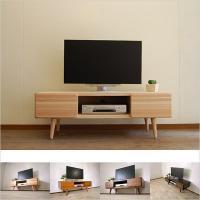 テレビ台 北欧 AVラック テレビボード アールテック 家具 NADE 130TVボード 選べるカラーバリエーション|instcompany