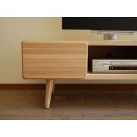 テレビ台 北欧 AVラック テレビボード アールテック 家具 NADE 130TVボード 選べるカラーバリエーション|instcompany|06