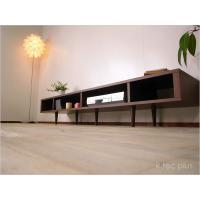 販売終了 台 テレビボード センターテーブル ローボード 北欧 ミッドセンチュリー 国産 EZ AV180 ウォールナット|instcompany|05
