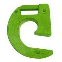 ・サイズ(巾×高さ×厚さ)(mm):250×195×50  ・材質:鋳鉄  ・重量:9kg
