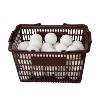 軟式野球ボール公認球の規格(大きさ・重さ・バウンド)に準じた練習球(意匠は少々異なります) 。国内生...