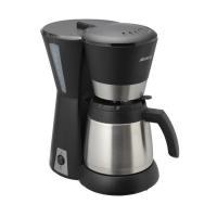 コーヒードリップ抽出後からステンレスジャグ内で保温ができます。コーヒーカスの掃除も操作性の良いナイロ...